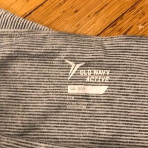 Old Navy go dry work out capris
